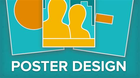 poster design youtube how to design the perfect poster skillshare questions