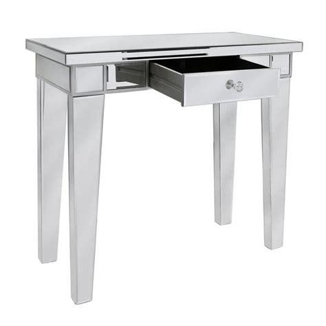 Mirror Hallway Table Silver Mirror Table