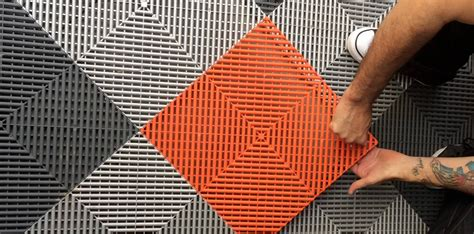 Garage Flooring Tiles, Systems and Designs. Customize Your