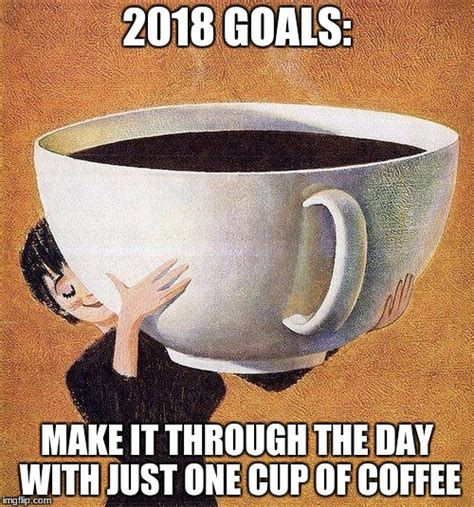 Coffee Cup Meme - large coffee imgflip