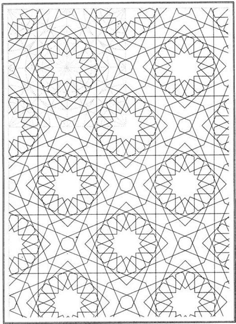 mosaic pattern worksheets mosaic coloring pages for kids coloring home