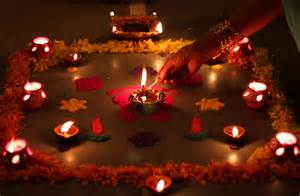 Diya Decoration For Diwali At Home 10 Auspicious Traditional Ways To Decorate Your Home Furnituredekho