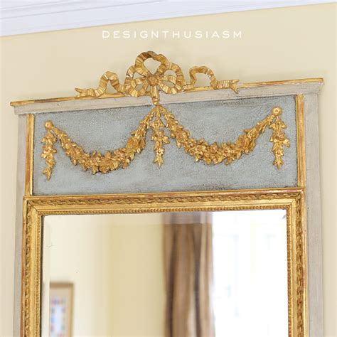 country style mirrors home decor country french bloggers share how they add wow to a room