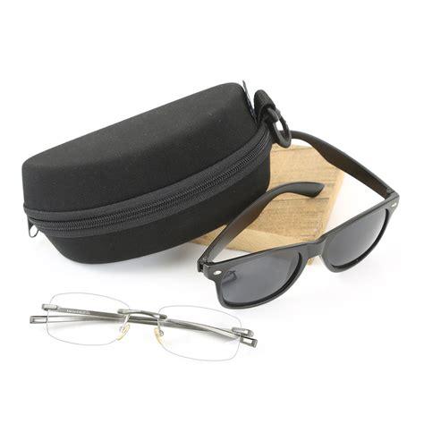 molded foam eyeglass or sunglass