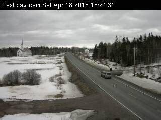 east bay highway webcam east bay, ns web cameras on