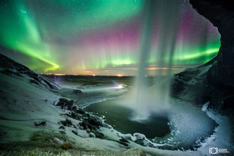 good place to see northern lights in iceland saw this off the coast of puerto rico apparently it s a