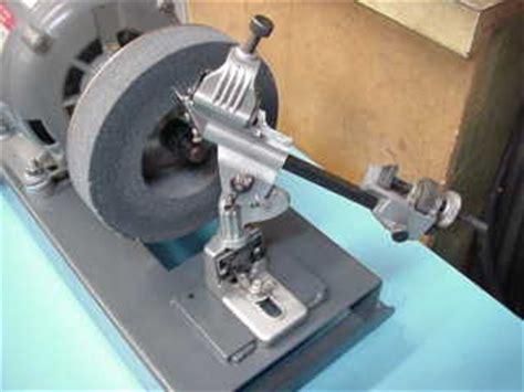 Craftsman Bench Grinder Sharpening Drills With A Tool Grinder