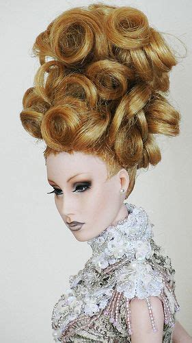 barrel curl wigs 195 best creative hair images on pinterest hair dos