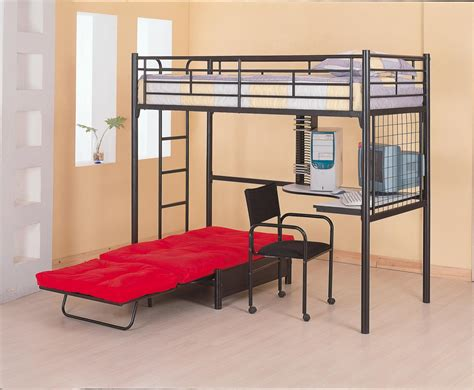adult loft bed adult loft bed with desks a solution to optimize the