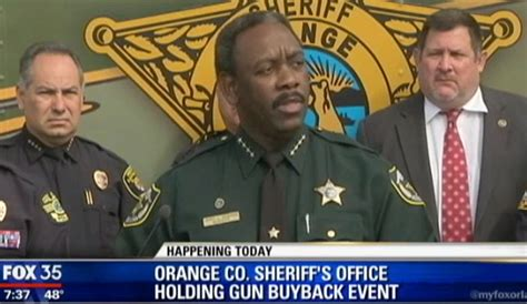 Orange County Sheriffs Office by Orange County Sheriff S Office Holds Gun Buyback Event