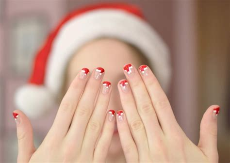 Decoration Ongle Noel by D 233 Co Ongles No 235 L Et Nouvel An 49 Inspirations Exquises