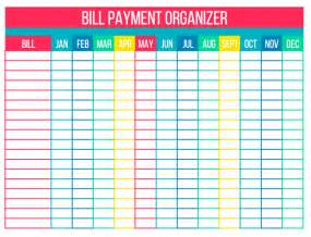 Free Bill Paying Organizer Template by Organize Your Bills With Free Printables Simply Stacie