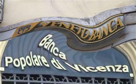 obbligazioni banche banche venete bond sotto pressione su voci aumento di