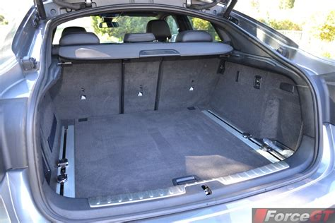Bmw X6 Cargo Space by 2015 Bmw X6 Boot Space Forcegt