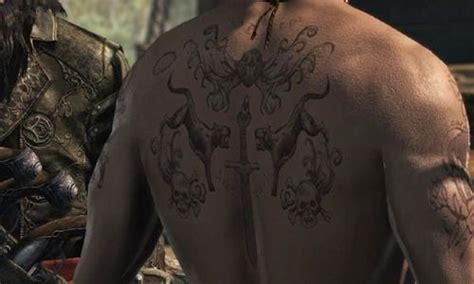 edward kenway tattoos edward kenway tattoos assassin s creed