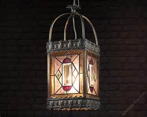 antiques atlas large hanging porch light shade