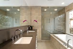 master bathroom idea master bathroom in luxury homes images elsoar