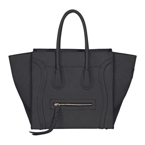 Tas Bahu Medium Mini Hitam Black Leather Fashion Import Korea Bags Pu zwarte look a like tas fashion webshop