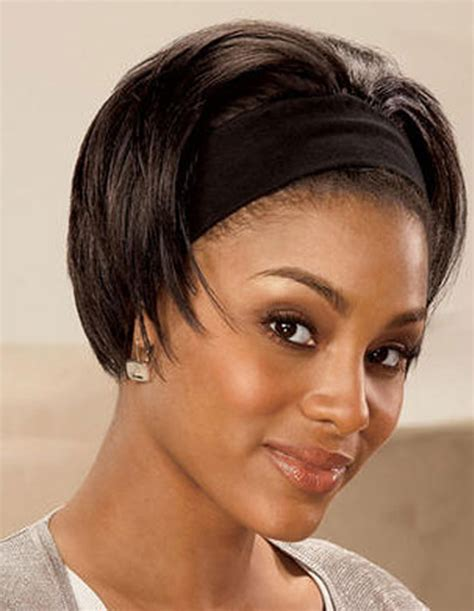 haircuts for fine dark hair 30 best short hairstyles for black women short hairstyle