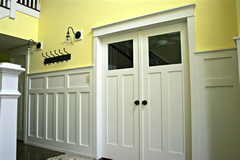 Ideas For Remodeling Bathroom by Wainscoting Installation By Deacon Home Enhancement