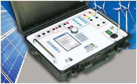 cassetta prova rele isa presenta i nuovi strumenti per la prova di spi secondo