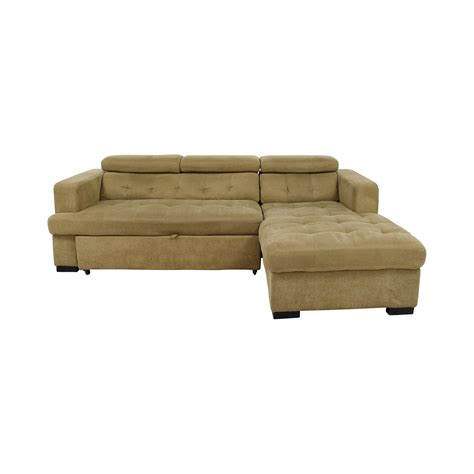 sectional sleeper sofa with recliners sectional sleeper sofa bobs sofa the honoroak