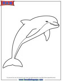 Dolphin Cartoon Colouring Pages Page 2 sketch template