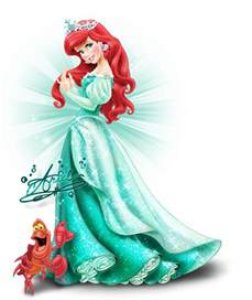 disney princess images ariel wallpaper background photos 34844835