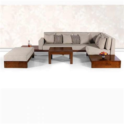 l shaped wooden sofa l shaped wooden sofa set brokeasshome com