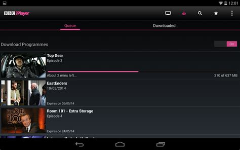 iplayer android apps on play iplayer screenshot