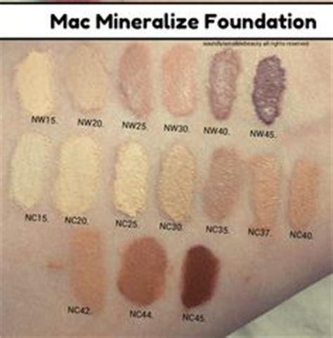 City Color Bb Medium Beige mac and foundation swatches c1 c3 c4 c6