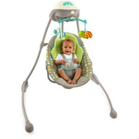 plug in baby swings at walmart bright starts up up away plug in sway swing available