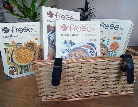 deliciously tasty  gluten  breakfast cereals  freee  doves farm  gluten  guide