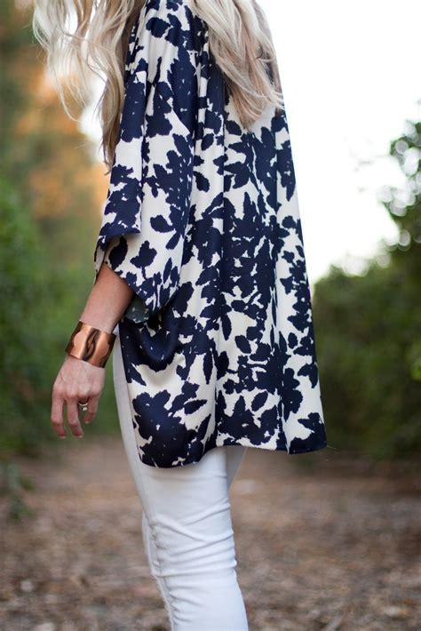 kimono pattern tutorial elle apparel kimono cool tutorial