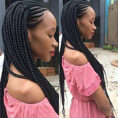 ghana weaving hairstyles beautiful ghana weaving styles you should rock kamdora