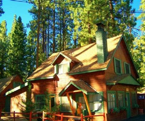 golden bear cottages resort big bear region kalifornien