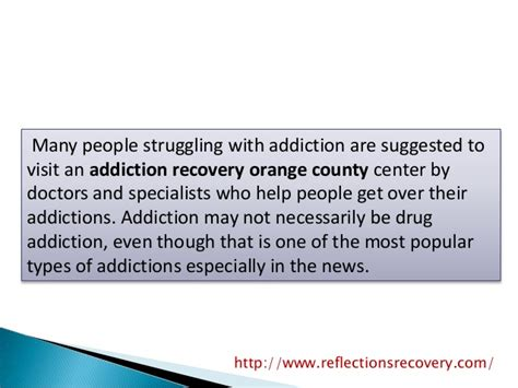 Travel To Detox Center by Addiction Recovery Center The Best Answer For Getting