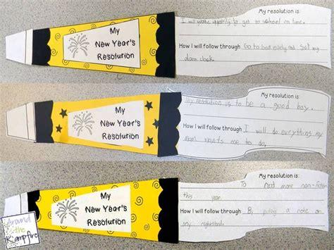 new year writing activities new years writing activity teaching ideas