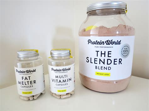 Protein World Protein World The Slender Blend Review