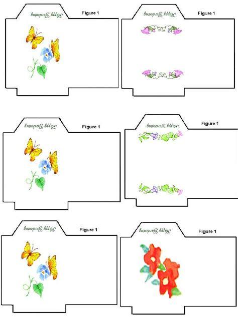 printable seed envelope template 7 best images of free printable seed packet patterns