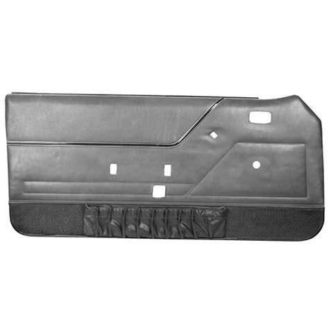 four panel door manual tmi mustang deluxe door panels for hardtop w manual