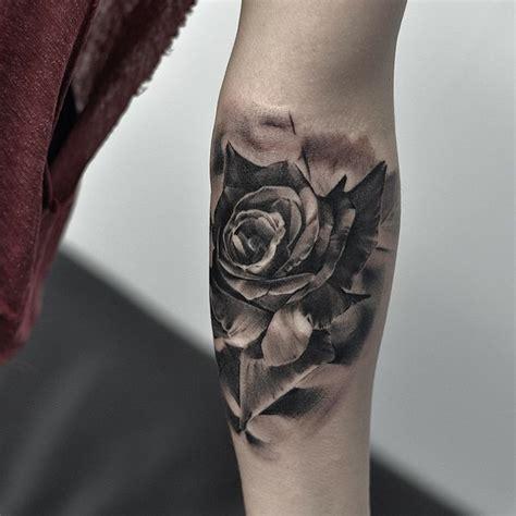 photo realism tattoo artist nyc anatole from bang bang tattoo studio creates beautiful