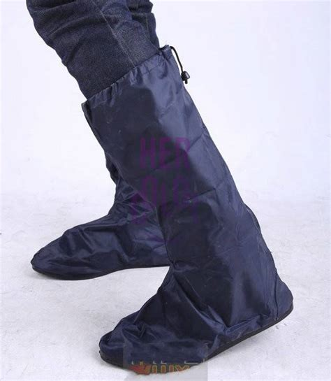 Weist Est Size 39 43 Box Original Handmade waterproof boot covers motorcycle biker shoes s m l