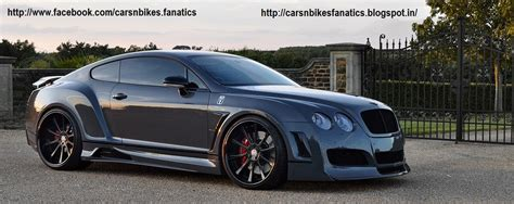 bentley modified tuned bentley continental gt fatallyborn