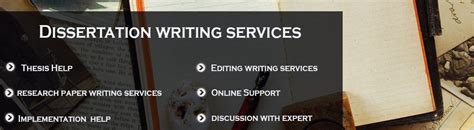 phd dissertation writing services phd thesis writing dissertation writing services in