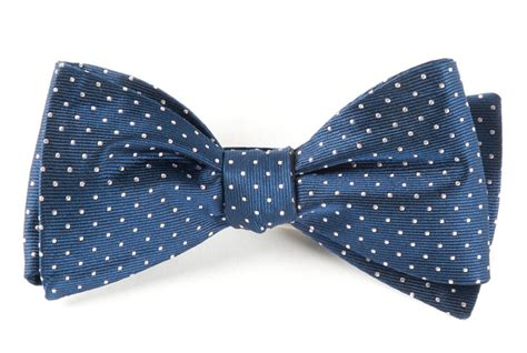 mini dots bow ties classic navy ties bow ties and