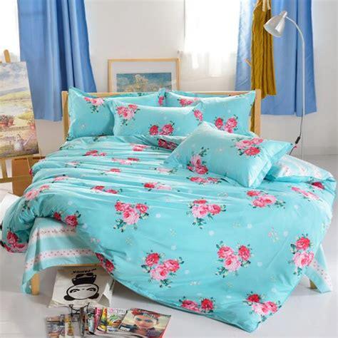 4pcs Bedding Set Family Cotton 2016 4pcs Bedding Set Family Soft Cotton Bedding Set Bed Sheets Pillow Quilt Duvet Cover King