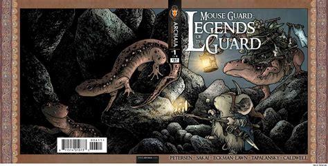 Mouse Guard Legends Of The Guard Vol 1 Graphic Novel Ebooke Book mouse guard legends of the guard vol 2 1 review dork