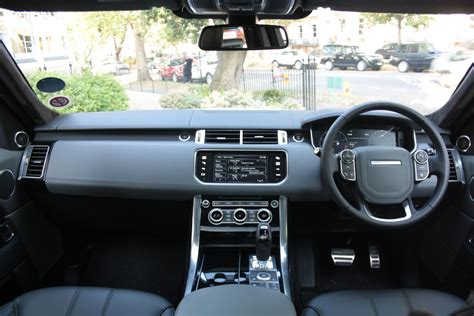 range rover sport dashboard 2014 range rover sport to be launched in india on october 17