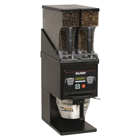 Bunn Multi Hopper Grinder and Storage System   Espresso Parts